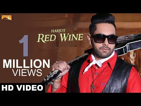 Red Wine (Full Song) | Harjot | Latest Punjabi Songs | White Hill Music