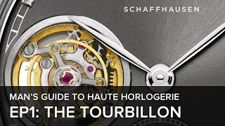 "The Man's Guide to Haute Horlogerie"" consists of seven episodes in ..."