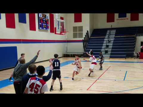 Basketball; JV; 13 Oakbrook Preparatory School vs Spartanburg Day School