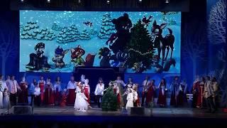 «Елочка» сл. Н.Орлова,  муз. А. Даньшовой, Р.Х. 2020, Зерно Веры