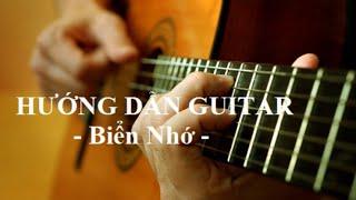 [Hướng dẫn Guitar] Biển Nhớ Trịnh Công Sơn - Solo Guitar tab
