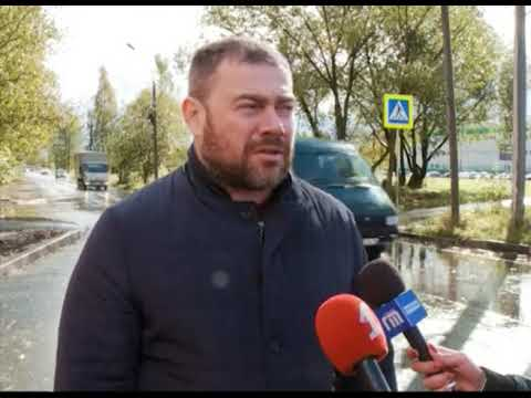 В Ярославле раньше контрактного срока сдадут улицу Громова и 29-ую линию