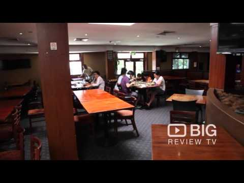 Pine Inn Hotel a Hotels in Sydney offering Accommodation, Restaurants and Bar