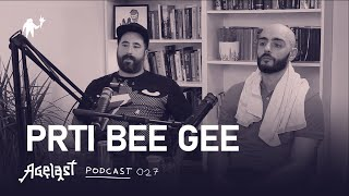 Podcast 027: PRTI Bee Gee