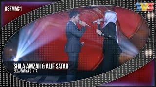 Muzik Muzik 31  | Shila Amzah & Alif Satar - Selamanya Cinta  | Semi Final
