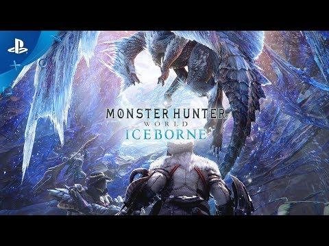 Monster Hunter World: Iceborne получит подарочную версию - Master Edition