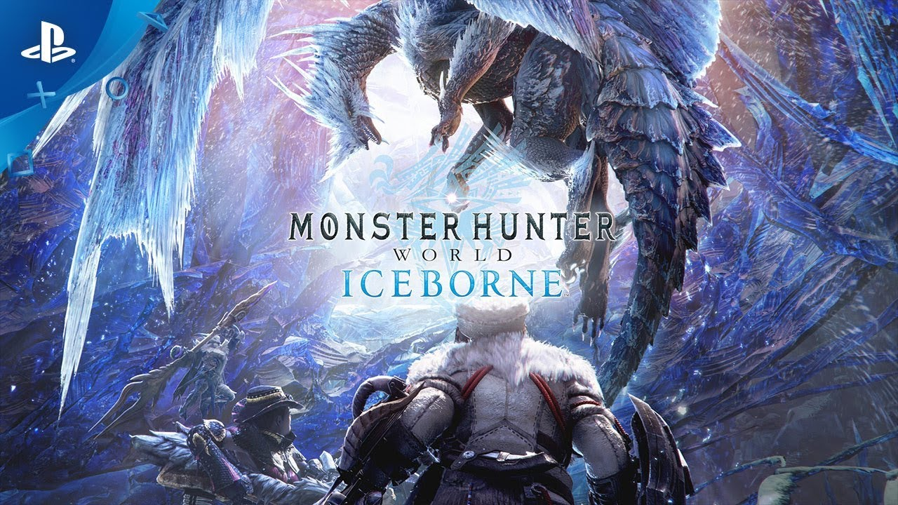 Monster Hunter World: Iceborne - Gameplay Reveal Trailer | PS4