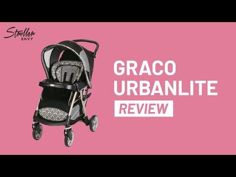 Stroller-Envy Graco UrbanLite Review