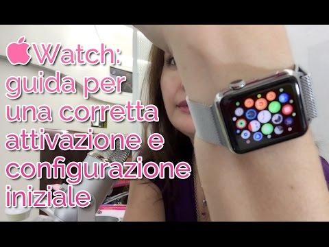 Istruzioni Apple Watch: Configurazione, Notifiche, Sguardi, Facce