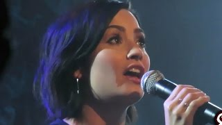 Demi Lovato - Believe in Me [Live at Lovato Scholarship Benefit] (Legendado/Tradução)