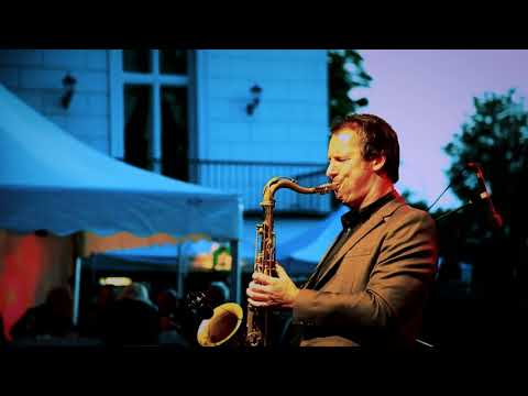 ELBKLANG 4er SWING BAND - Sommerfest Hamburger Senat | Girl From Ipanema | Summertime | Jazz Lounge