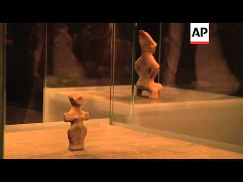 Stolen artefacts recovered in Germany are returned to museum