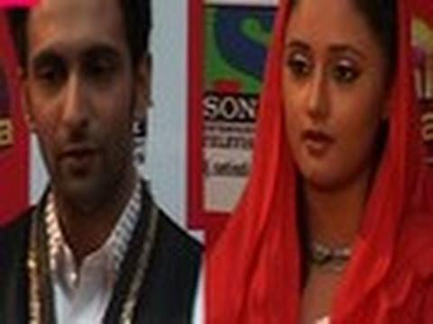 Rashmi Desai (Tapasya) and Nandish Sandhu (Veer) Blessed