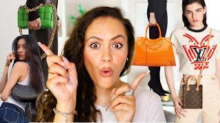 The HOTTEST Designer Bags 2020 (so far!) | Celine, LV, Dior, Chanel...