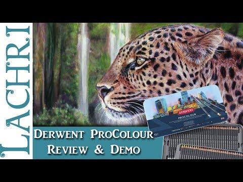 Derwent ProColour colored