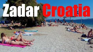 Amazing ZADAR, CROATIA: One of the Best Places in Croatia