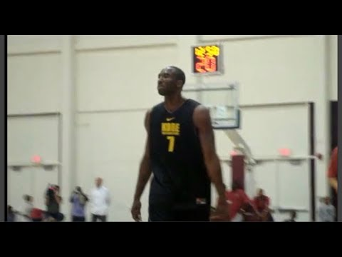 Kobe Bryant gets crossed and dunked on at his own Camp   Kobe Camp 2007 *UNSEEN FOOTAGE*