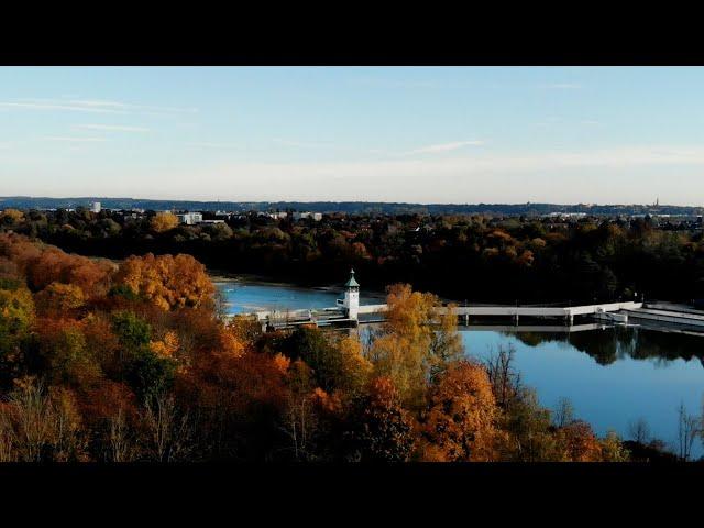 Augsburg im Herbst - Instagram Loop (Snackable)