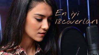 Sura Isgenderli En iyi 18 coverları🎙🔊🎶Top 18 covers of Sura Isgenderli