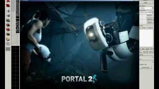 1 Урок создания карт для Portal 2