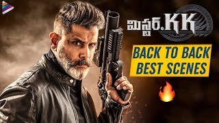Vikram's Mr KK Movie Back to Back Best Scenes   Kamal Haasan   Akshara Haasan   Latest Telugu Movies