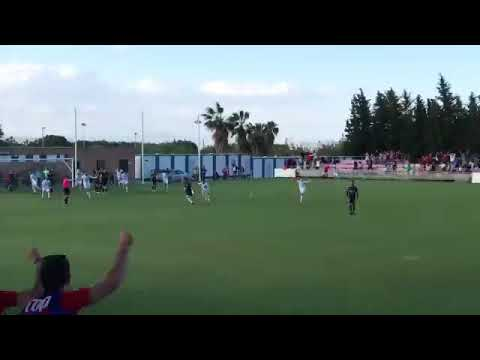 Gol del portero *Miguel Serna* UCAM B 2-2 YECLANO