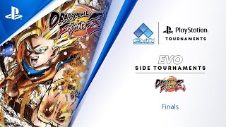 Dragon Ball FighterZ : EU Finals : EVO 2021 Online Side Tournaments : PlayStation Tournaments