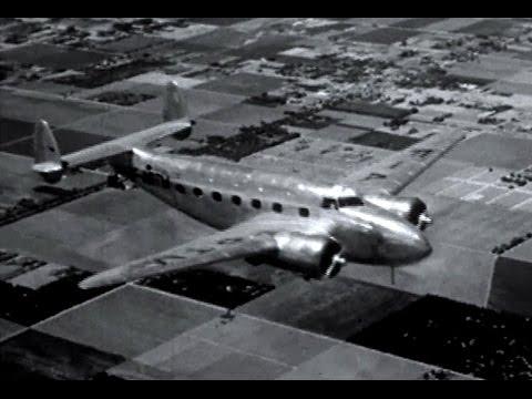 Lockheed Aircraft Promo Film - 1940