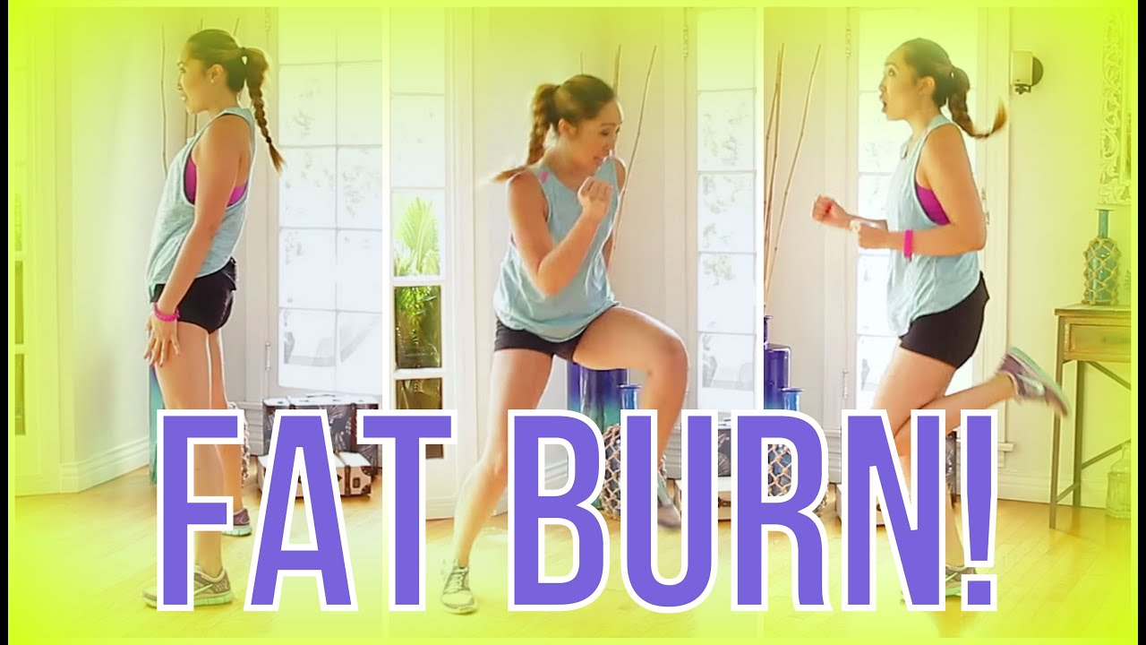 8 Min At Home Cardio Workout Swimsuit Slimdown Series