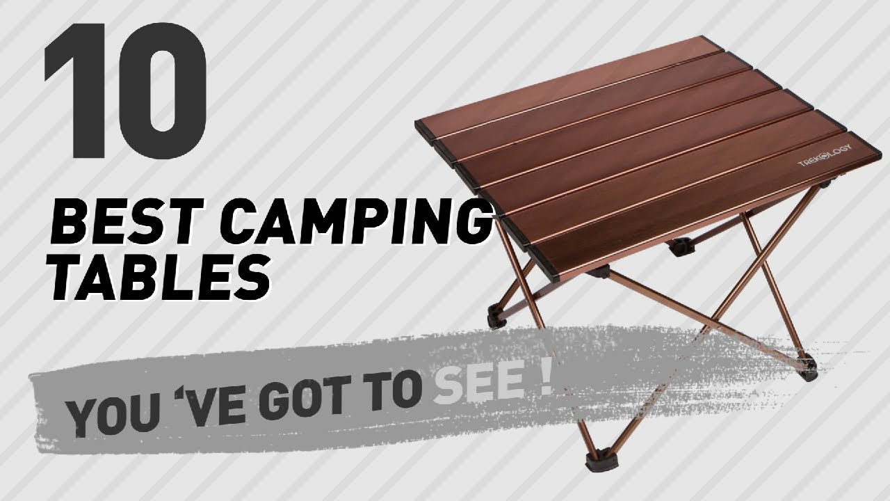 Table In A Bag Camping Tables Collection // New U0026 Popular 2017