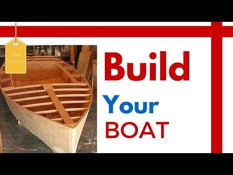 Best Wooden Boat Plans - Build Your Own Boat