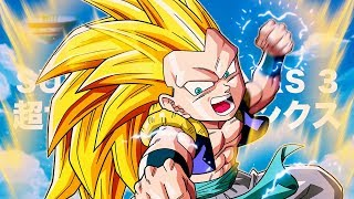 NEW PHY SSJ3 GOTENKS MULTI SUMMONS! Dragon Ball Z Dokkan Battle
