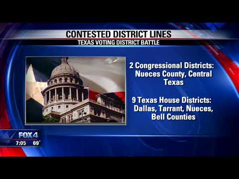 Supreme Court blocks Texas voting districts ruling