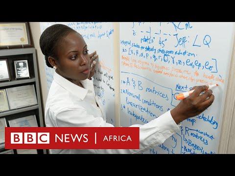 Wendy Okolo: How I became an aerospace engineer at NASA - Gist Nigeria