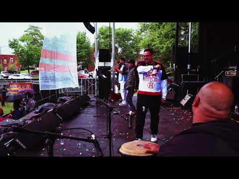 Empresarios live at 2017 National Cannabis Festival (Full Concert Video)