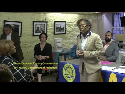 The NAACP Mid-Manhattan Branch - A Criminal Justice Forum