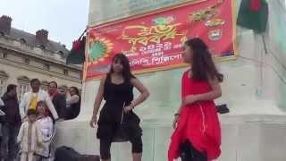 Bangla Dance - Jole Utho Bangladesh - Pohela Boishakh - Paris - 2014