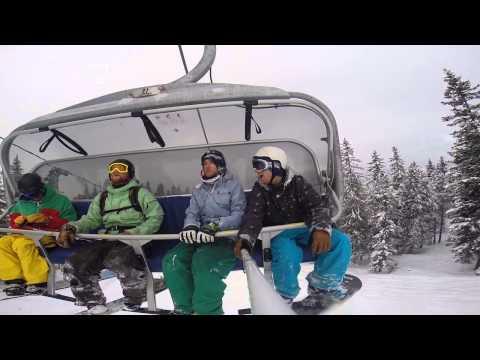 Powder days Mayrhofen 2014