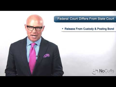 What Is The Difference Between The Federal Court and State Court