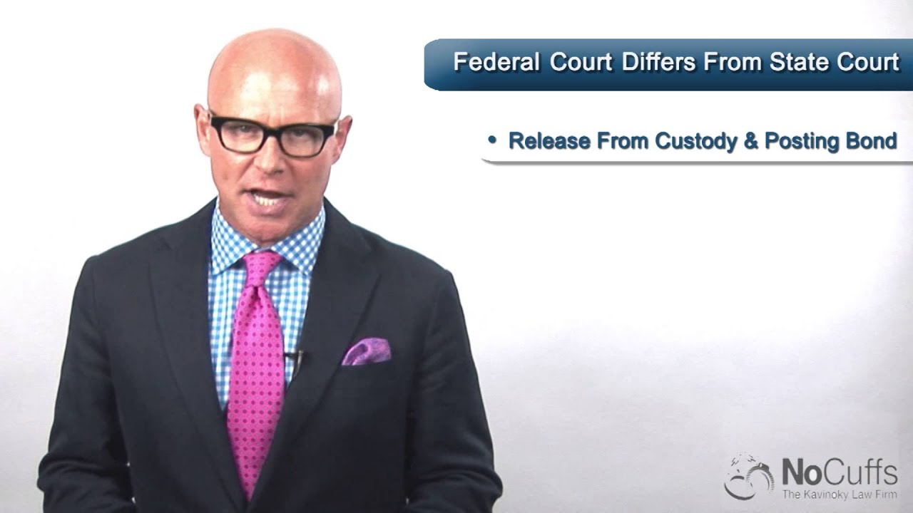 Federal Crime? The process, Sentancing and Appeals - NoCuffs com