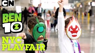 Ben 10 | NYC Play Fair | Cartoon Network