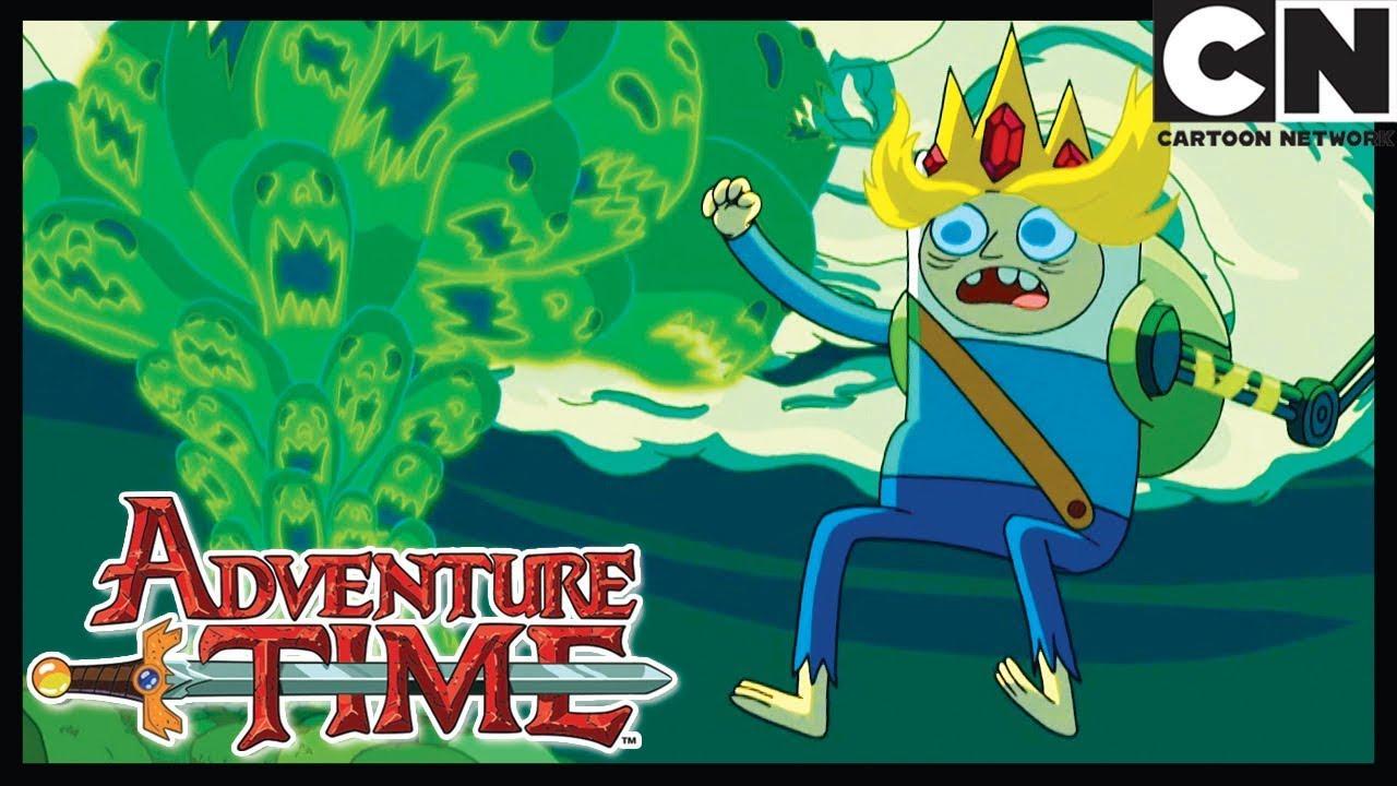 Lo Mejor De La Temporada 7 Hora De Aventura La Cartoon Network Youtube