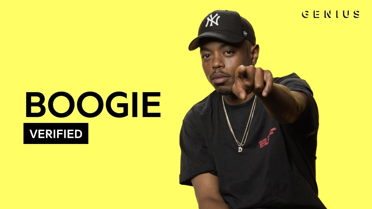 "Boogie ""Self Destruction"" Official Lyrics & Meaning 
