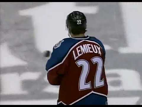 WESTERN CONFERENCE FINALS 1996 (complete series) - Detroit Red Wings vs. Colorado Avalanche - ESPN