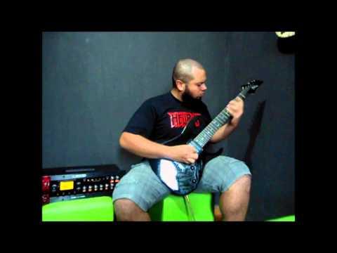 Ibanez GRG 7221 (Djent Tone) Michel Oliveira (Guitarra de 7 cordas)