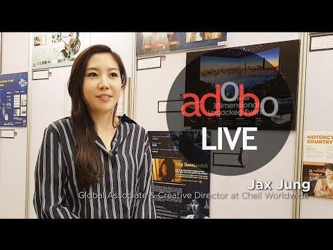 adoboLIVE! ADFEST2018: Cheil's Jax Jung on being BFFs with Tech