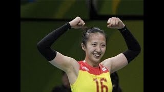 Ding Xia(丁霞) - Passionate Setter - Chinese Women Volleyball