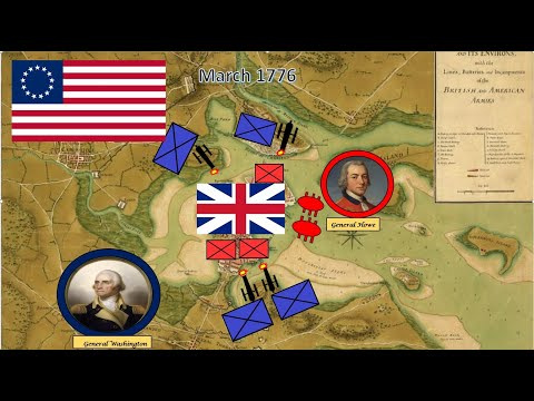 Battle For New York : The Invasion Begins - Washington Defends At Brooklyn Heights