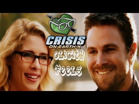 ➽The best of Olicity Feels ➼ Crisis On Earth X➹
