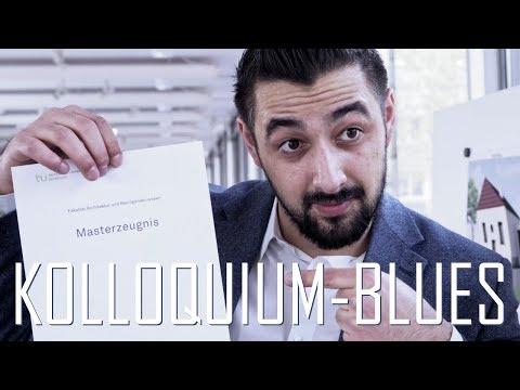 Bossporus - Kolloquium Blues (Musikvideo 2017, 4K)